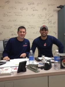 Willie Jenks (left) and Omar Jufko (right).