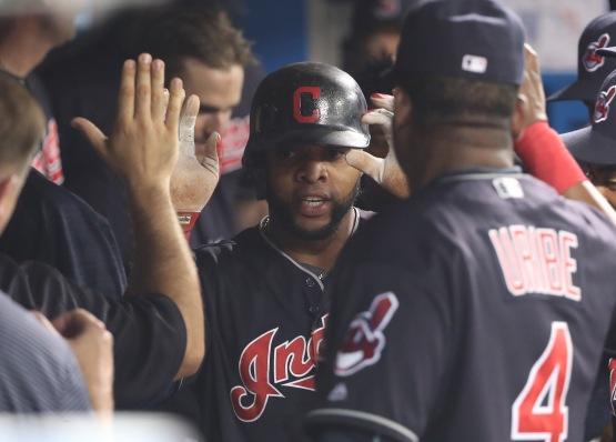 Cleveland Indians v Toronto Blue Jays